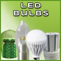 LED light bulbs from Go Green LED Bulbs